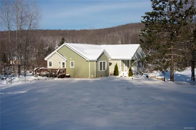 7653 Rooster Hill Lane, Franklinville, NY 14731 (MLS #B1235503) :: MyTown Realty