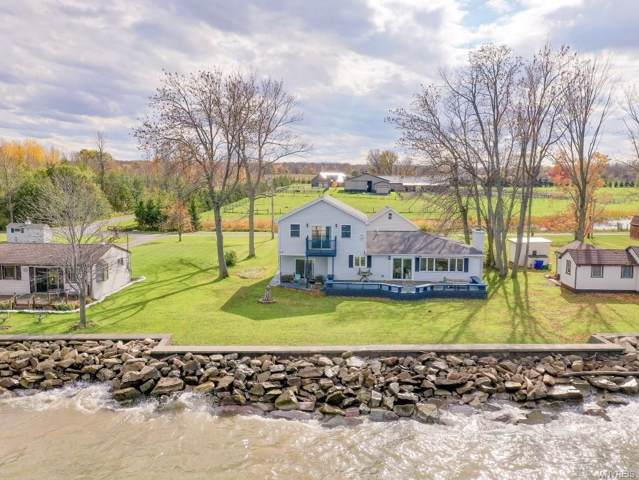 14973 E Brighton Cliffe Drive, Carlton, NY 14477 (MLS #B1235809) :: Robert PiazzaPalotto Sold Team