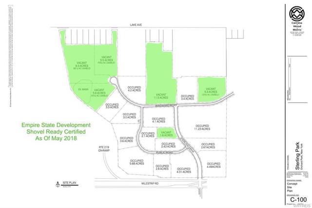 VL 4 Windward, Orchard Park, NY 14127 (MLS #B1237674) :: BridgeView Real Estate Services