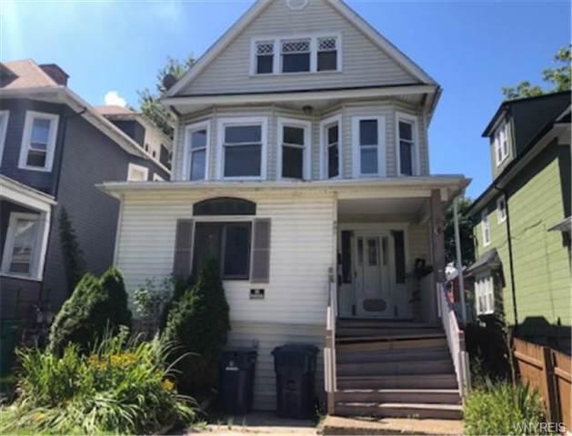 806 Ashland Avenue, Buffalo, NY 14222 (MLS #B1238424) :: MyTown Realty