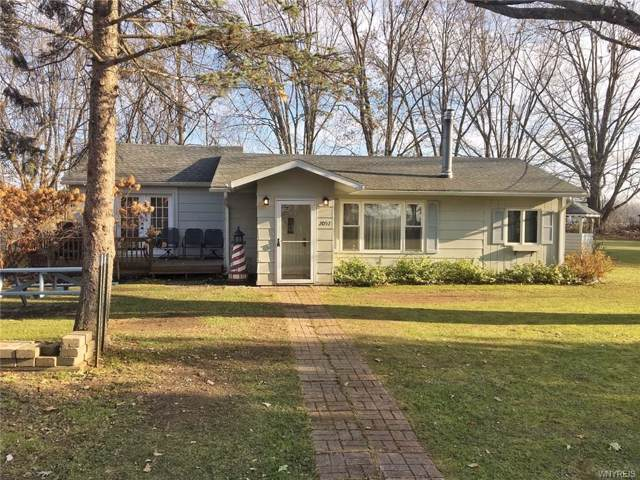 2057 Hanlon Drive, Carlton, NY 14411 (MLS #B1238586) :: Robert PiazzaPalotto Sold Team