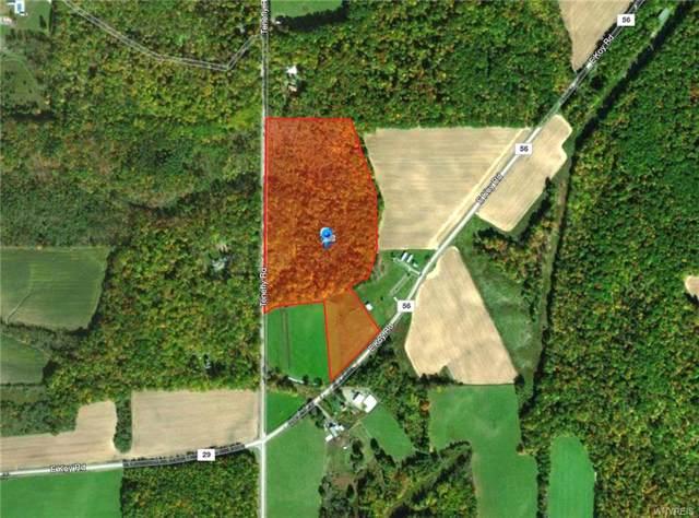 0 E Koy/Tenefly Road, Genesee Falls, NY 14536 (MLS #B1238952) :: Lore Real Estate Services