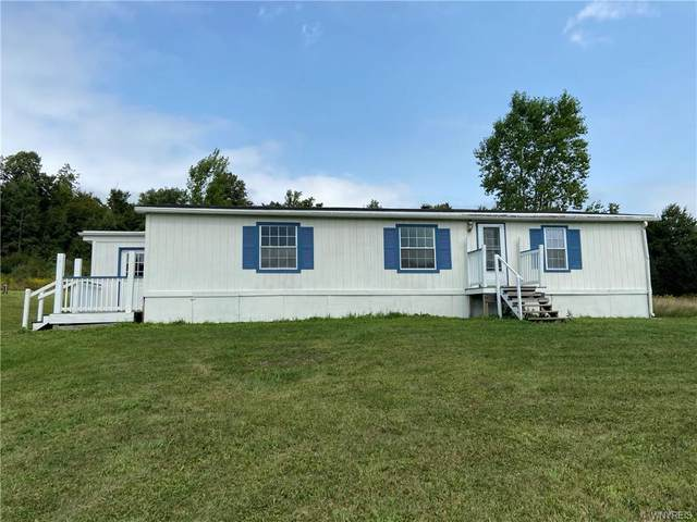 3878 Wenrick Hill Road, Franklinville, NY 14737 (MLS #B1239180) :: BridgeView Real Estate Services