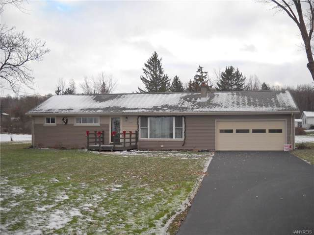 2152 Ridge Road, Lewiston, NY 14092 (MLS #B1240434) :: 716 Realty Group
