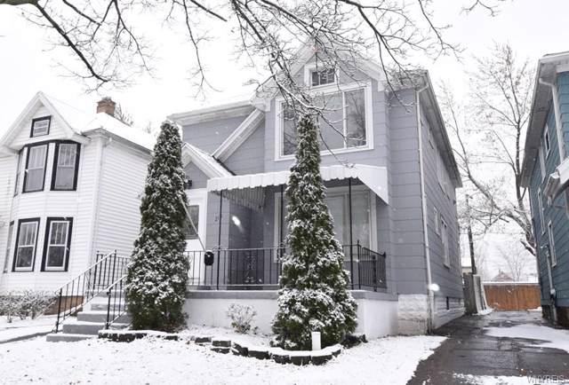 219 Saint Lawrence Avenue, Buffalo, NY 14216 (MLS #B1240495) :: Robert PiazzaPalotto Sold Team
