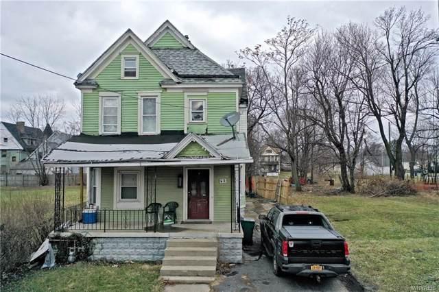 58 Edna Place, Buffalo, NY 14209 (MLS #B1245571) :: MyTown Realty