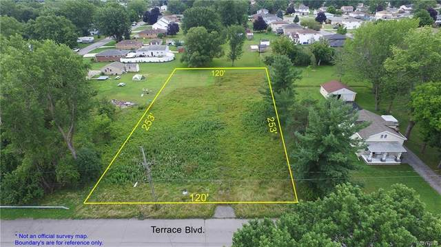 125 Terrace Boulevard, West Seneca, NY 14224 (MLS #B1245588) :: Avant Realty