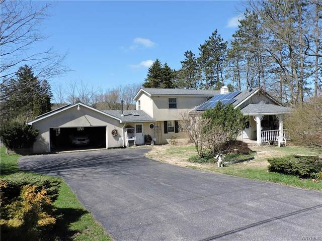 9868 New Oregon Road, Eden, NY 14057 (MLS #B1249845) :: 716 Realty Group