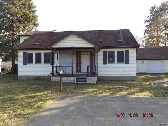 1445 Olean Portville Road, Portville, NY 14760 (MLS #B1250231) :: MyTown Realty