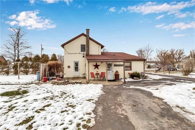 5319 Shawnee Road, Cambria, NY 14132 (MLS #B1250798) :: BridgeView Real Estate Services