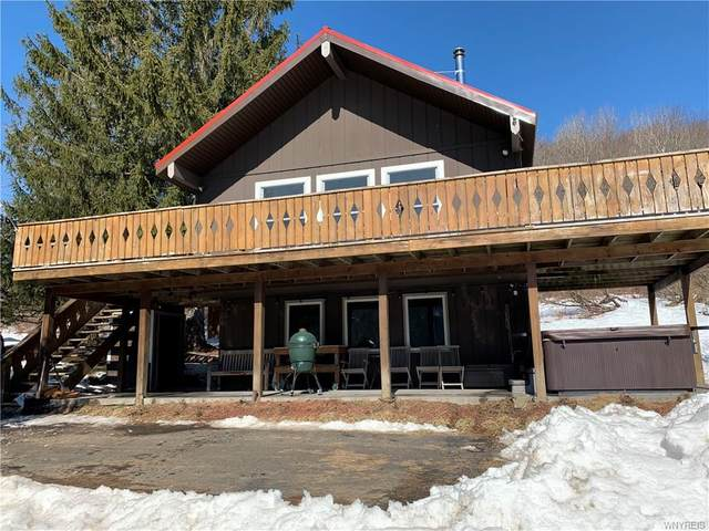 6826 Springs Road, Ellicottville, NY 14731 (MLS #B1250816) :: Updegraff Group