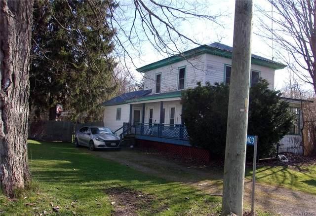 1403 Eagle Street, Freedom, NY 14009 (MLS #B1251164) :: MyTown Realty