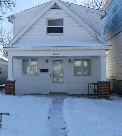 2619 North Avenue, Niagara Falls, NY 14305 (MLS #B1251346) :: BridgeView Real Estate Services