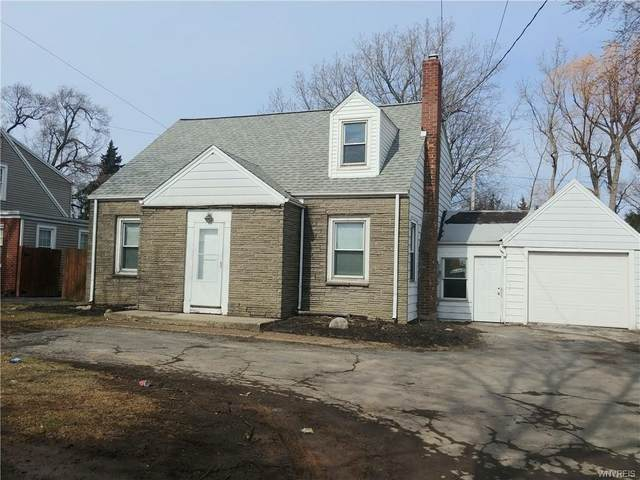 5270 Sheridan Drive, Amherst, NY 14221 (MLS #B1252798) :: BridgeView Real Estate Services