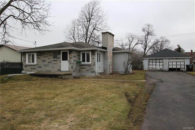 305 Homewood Avenue, Tonawanda-Town, NY 14217 (MLS #B1253067) :: BridgeView Real Estate Services