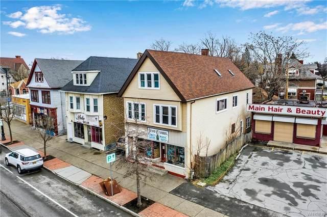 3077 Main Street, Buffalo, NY 14214 (MLS #B1255271) :: MyTown Realty