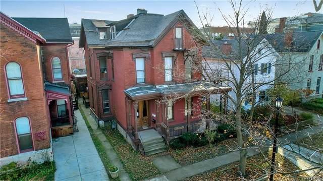25 N Pearl Street, Buffalo, NY 14202 (MLS #B1255645) :: Updegraff Group