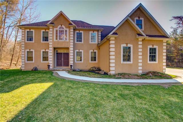 5653 Eagle Crest Drive, Collins, NY 14141 (MLS #B1257682) :: Updegraff Group