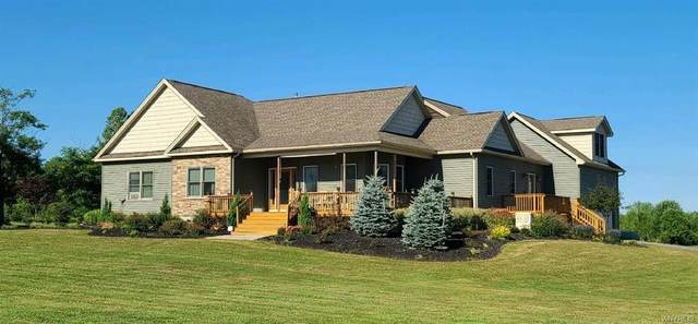 1506 Graff Road, Bennington, NY 14011 (MLS #B1261359) :: Lore Real Estate Services