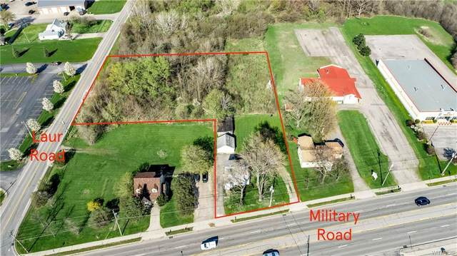 2801 Military Road, Niagara, NY 14304 (MLS #B1262784) :: 716 Realty Group