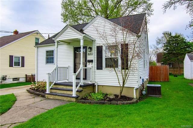 8207 Munson Avenue, Niagara Falls, NY 14304 (MLS #B1265693) :: Lore Real Estate Services