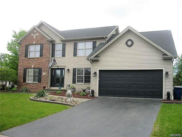 40 S Parrish Court, Amherst, NY 14228 (MLS #B1267198) :: Lore Real Estate Services
