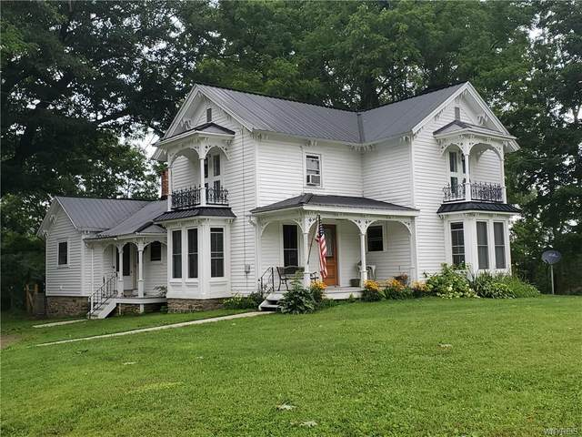9561 Route 240, Ashford, NY 14171 (MLS #B1270203) :: Lore Real Estate Services