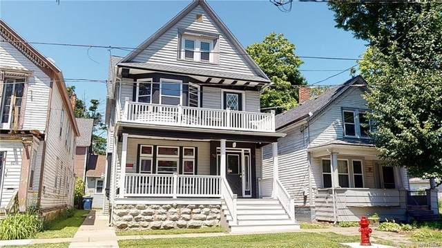 52 Locust Street, Buffalo, NY 14204 (MLS #B1273579) :: MyTown Realty