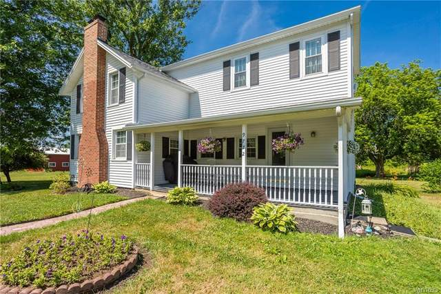9772 Alexander Road, Alexander, NY 14005 (MLS #B1274001) :: Lore Real Estate Services