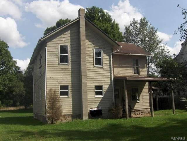 8107 S Main Street, Springwater, NY 14560 (MLS #B1275599) :: BridgeView Real Estate Services