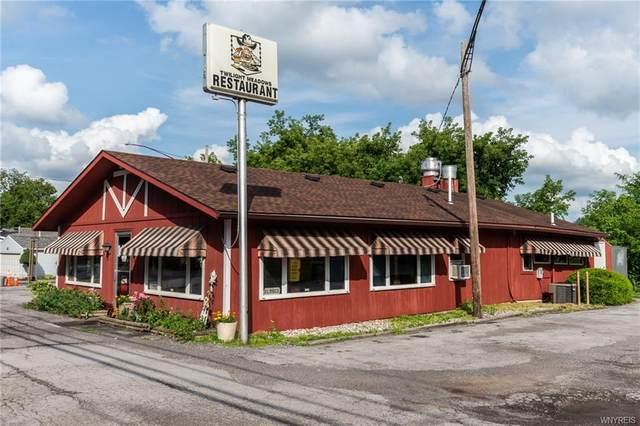 11071 Alexander Road, Alexander, NY 14011 (MLS #B1281198) :: BridgeView Real Estate Services
