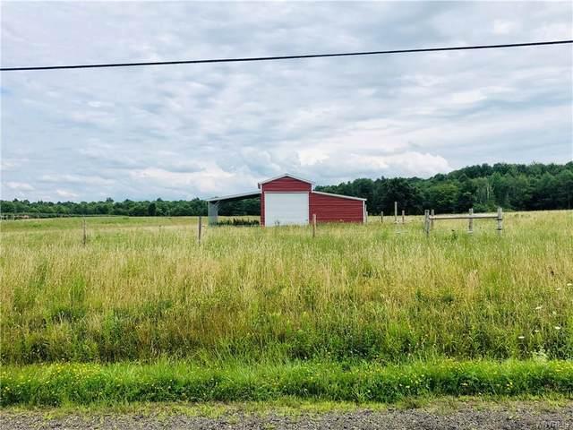 2874 Carpenter Pringle Road, North Harmony, NY 14710 (MLS #B1285530) :: Lore Real Estate Services
