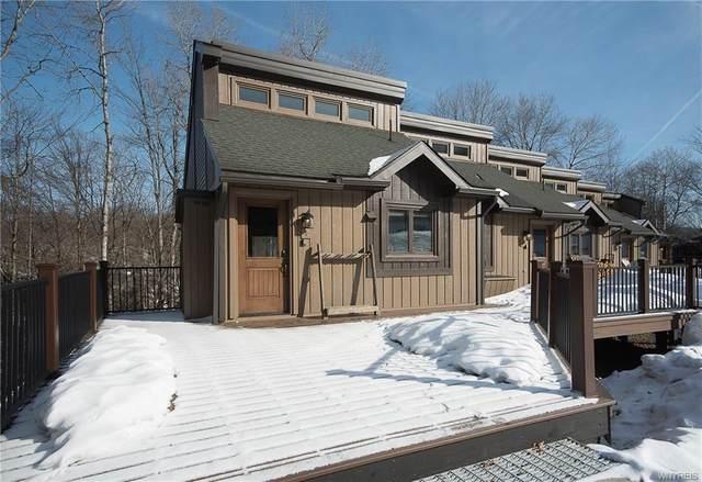 1 Plum Ridge #1, Ellicottville, NY 14731 (MLS #B1285848) :: Lore Real Estate Services