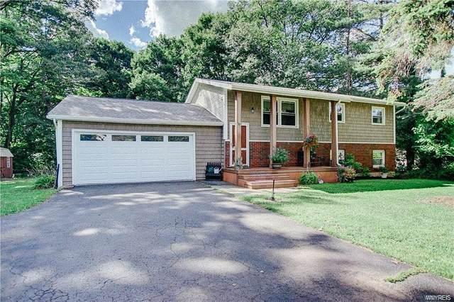 4742 Cottage Road, Royalton, NY 14067 (MLS #B1286057) :: Robert PiazzaPalotto Sold Team