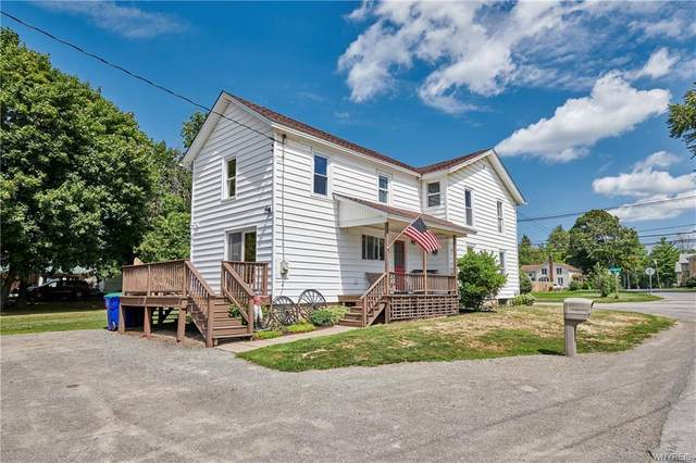 1576 N Lyndonville Road, Yates, NY 14098 (MLS #B1288798) :: Lore Real Estate Services