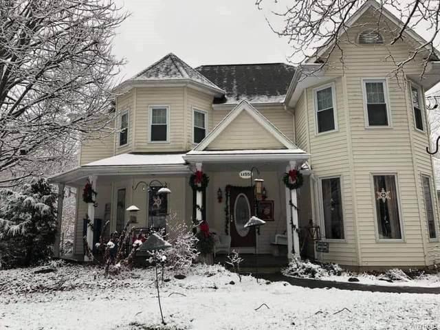 11551 Porterville Road, Marilla, NY 14052 (MLS #B1291482) :: TLC Real Estate LLC