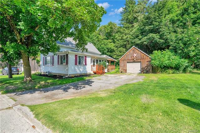 10775 Alleghany Road, Darien, NY 14040 (MLS #B1292655) :: Lore Real Estate Services