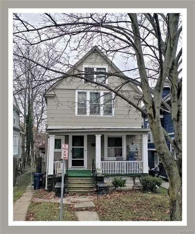 65 Hedley Place, Buffalo, NY 14208 (MLS #B1292883) :: MyTown Realty