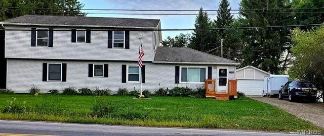 2099 Shirley Road, North Collins, NY 14111 (MLS #B1293472) :: Robert PiazzaPalotto Sold Team