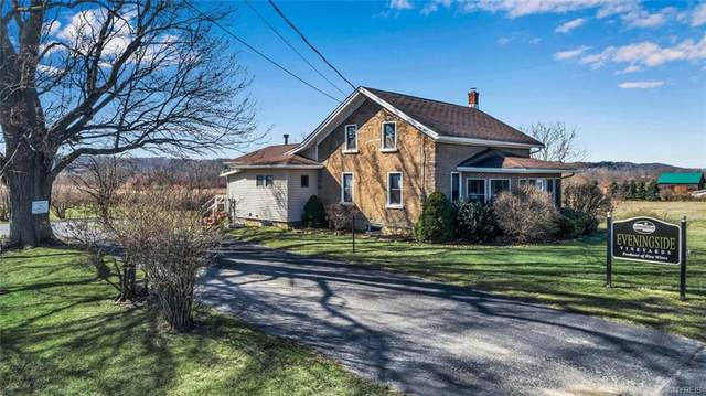 4794 Lower Mountain Rd, Cambria, NY 14094 (MLS #B1296302) :: MyTown Realty