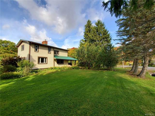 1242 Graff Road, Bennington, NY 14011 (MLS #B1297807) :: BridgeView Real Estate Services