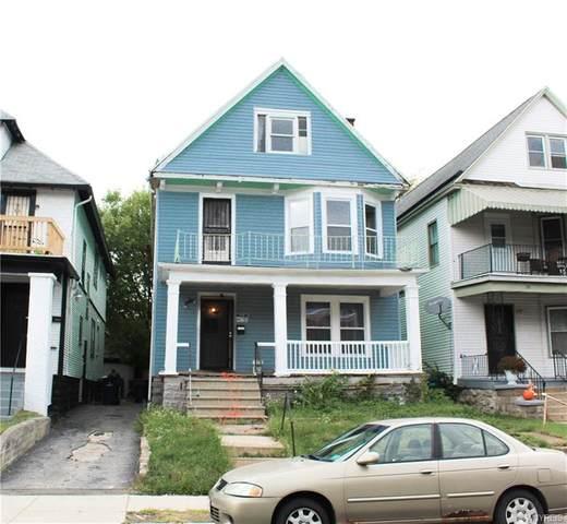 288 E Delavan Avenue, Buffalo, NY 14208 (MLS #B1298885) :: Robert PiazzaPalotto Sold Team