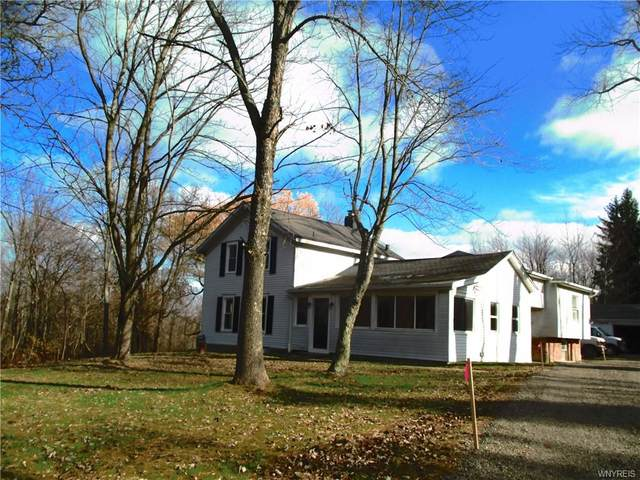 9325 S Hill Road, Colden, NY 14025 (MLS #B1299031) :: Robert PiazzaPalotto Sold Team