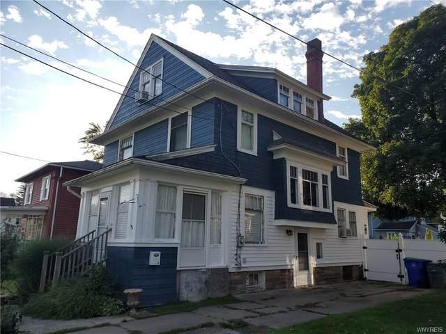 212 E Oak Orchard Street, Shelby, NY 14103 (MLS #B1303936) :: 716 Realty Group