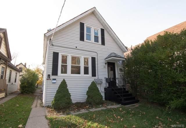 22 Germain Street, Buffalo, NY 14207 (MLS #B1305199) :: Avant Realty
