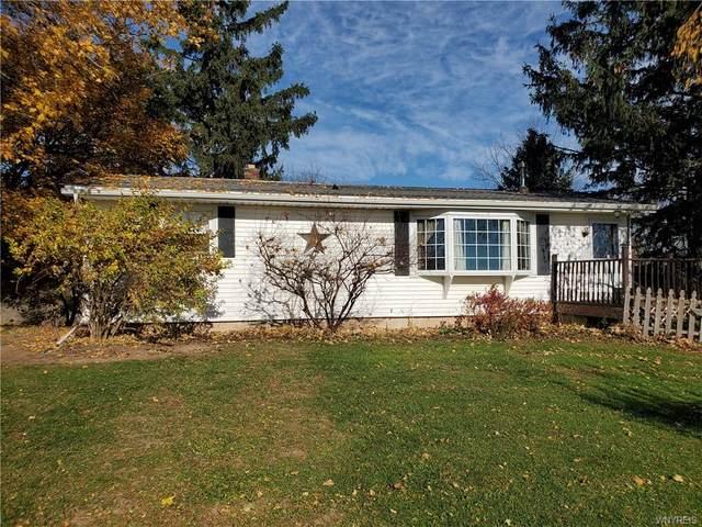 12305 Fletcher Chapel Road, Shelby, NY 14103 (MLS #B1306790) :: BridgeView Real Estate Services