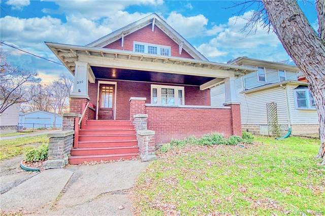 250 William Street, Tonawanda-City, NY 14150 (MLS #B1307354) :: 716 Realty Group