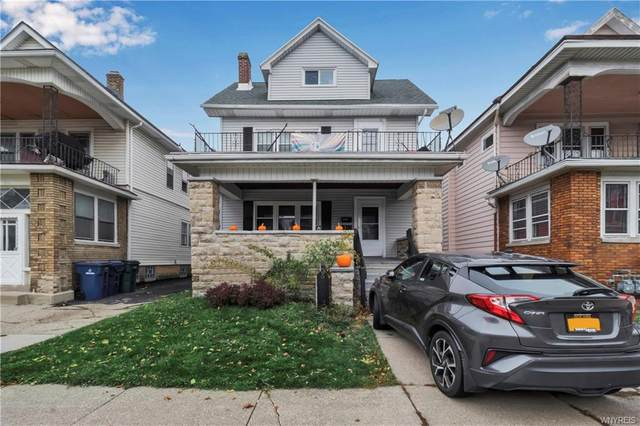 35 Elmview Place, Buffalo, NY 14207 (MLS #B1307789) :: BridgeView Real Estate Services