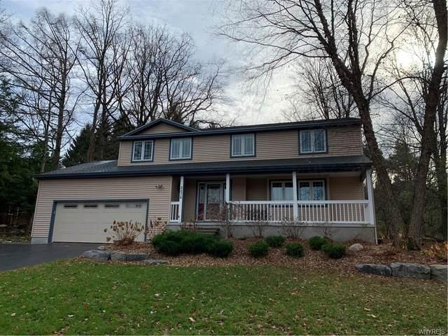 2676 Falls Road, Marcellus, NY 13108 (MLS #B1308587) :: BridgeView Real Estate Services