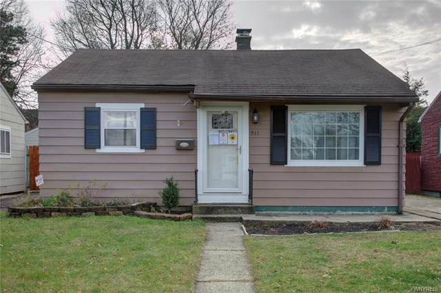 511 Saint Lawrence Avenue, Buffalo, NY 14216 (MLS #B1308808) :: BridgeView Real Estate Services